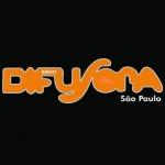 Logo da emissora R�dio Difusora