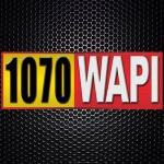 Logo da emissora WAPI 1070 AM