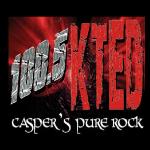 Logo da emissora KTED 100.5 FM