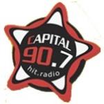 Logo da emissora Rádio Capital 90.7 FM