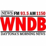 Logo da emissora Radio WNDB 93.5 FM 1150 AM