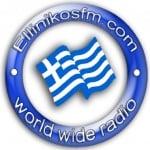 Logo da emissora Rádio Ellinikos 92.8 FM