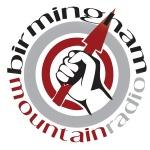 Logo da emissora Birmingham Mountain Radio 107.3 FM