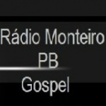 Logo da emissora R�dio Monteiro PB Gospel