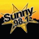 Logo da emissora WLOR 98 FM 1550 AM Sunny