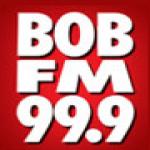 Logo da emissora WDRK 99.9 FM Bob