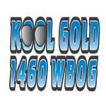 Logo da emissora WBOG 1460 AM Kool Gold