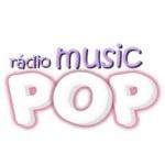 Logo da emissora Rádio Music Pop
