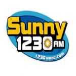Logo da emissora WXCO 1230 AM Sunny