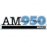 Logo da emissora WNZZ 950 AM