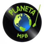 Logo da emissora R�dio Planeta MPB