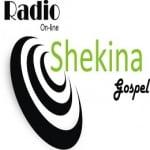 Logo da emissora Rádio Shekiná Gospel