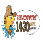 Logo da emissora WRDN 1430 AM  Real Country