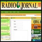Logo da emissora Radio O Jornal AM 1480