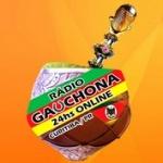 Logo da emissora Rádio Gauchona