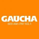 Logo da emissora Rádio Gaúcha Zona Sul 600 AM 102.1 FM