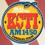 Logo da emissora KCTI 1450 AM