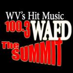 Logo da emissora WAFD 100.3 FM The Summit