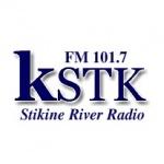 Logo da emissora KSTK 101.7 FM