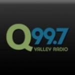 Logo da emissora KMBQ 99.7 FM