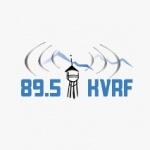 Logo da emissora KVRF 89.5 FM Free Palmer