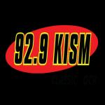 Logo da emissora KISM 92.9 FM Classic Rock
