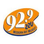 Logo da emissora KZZU 92.9 FM ZZU