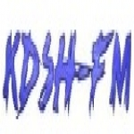 Logo da emissora KDSH 105.1 FM
