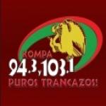 Logo da emissora KDVE 103.1 FM