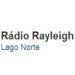 Logo da emissora R�dio Rayleigh