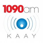 Logo da emissora Radio KAAY 1090 AM