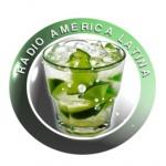 Logo da emissora Rádio América Latina