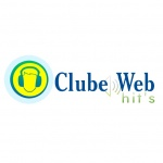 Logo da emissora Clube Web Hits