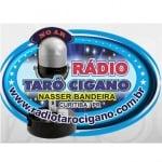 Logo da emissora Rádio Tarô Cigano