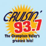 Logo da emissora WIFY 93.7 FM Cruisin