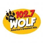 Logo da emissora Radio KWVF 102.7 FM