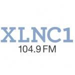 Logo da emissora XLNC1  104,9 FM