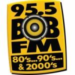 Logo da emissora Radio KKHK 95.5 FM