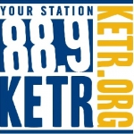 Logo da emissora KETR 88.9 FM