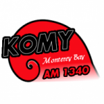 Logo da emissora Radio KOMY 1340 AM