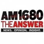 Logo da emissora Radio KGED 1680 AM