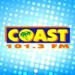 Logo da emissora Radio KSTT 101.3 FM