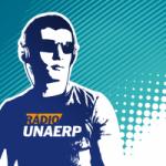 Logo da emissora Rádio UNAERP