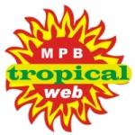 Logo da emissora MPB  Tropical Web