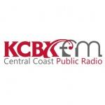 Logo da emissora KCBX 90.1 FM