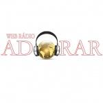 Logo da emissora Web Rádio Adorar