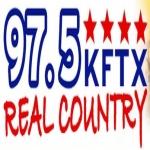 Logo da emissora KFTX 97.5 FM