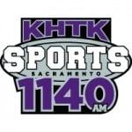 Logo da emissora Radio KHTK Sports 1140 AM