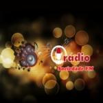 Logo da emissora Sociedade Rock