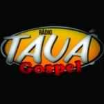 Logo da emissora Rádio Tauá Gospel